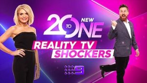 "Title card from the never-watched Ch.9 tv program ""20 to One""."